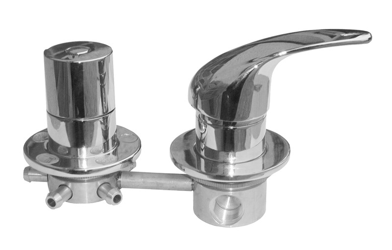 Faucets for shower boxes