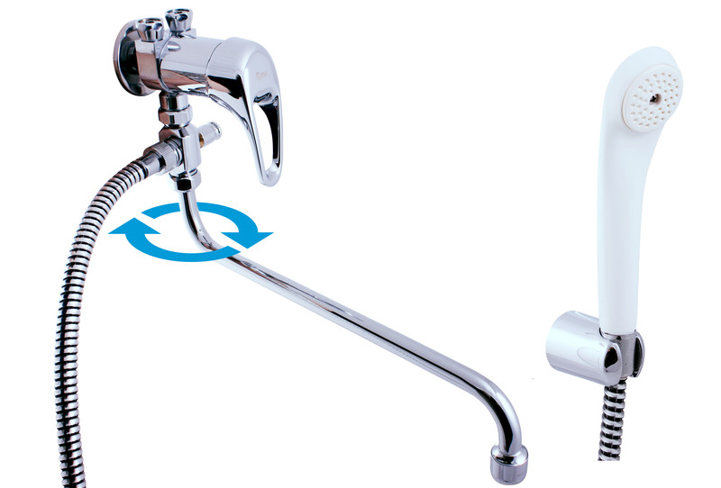 Faucets for low pressure heaters