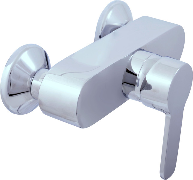 Shower faucets without supplies