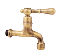 One water tap wall-mounted MORAVA-RETRO BRONZE