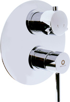 Built-in shower lever mixer SEINA