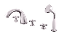 Bath mixer MORAVA RETRO